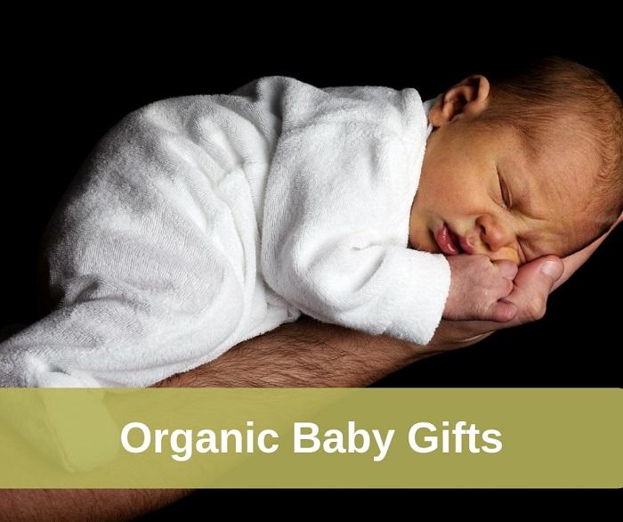 organic baby gifts